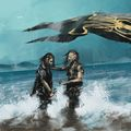 baptized in the sea by raschomon