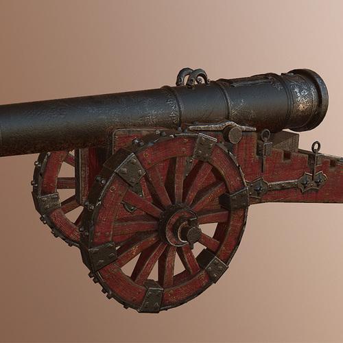 Cannon by kelvinliew