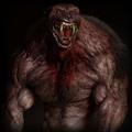 werewolf by wingedhypersnyper