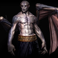 vampire by wingedhypersnyper