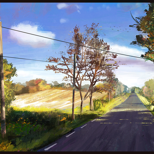Virtual Plein Air 2 by mohq