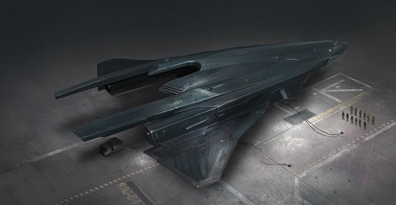 artemis sedt shuttle by asahiart