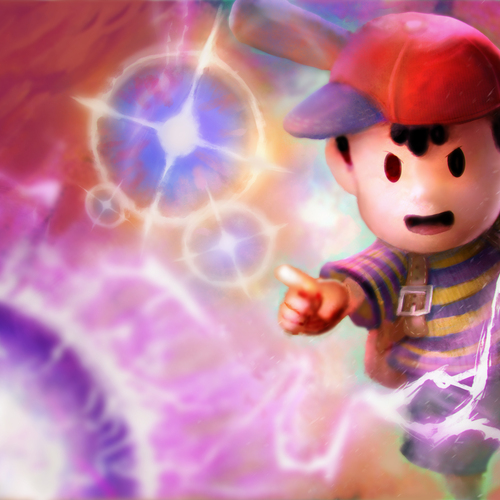 Ness by gabrielramos