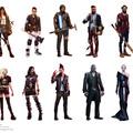 hipster vampire hunters by pinkhavok