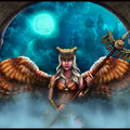 owl warrior by aishwaaryanant