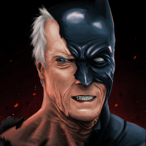 Old Batman 75 Anniversary by andreblanc