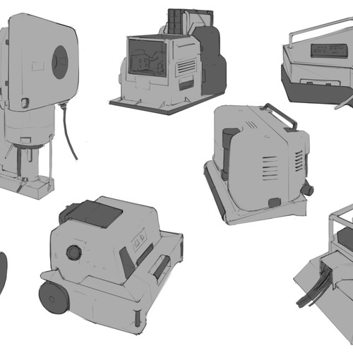 Generator Thumbnails by rattlecan