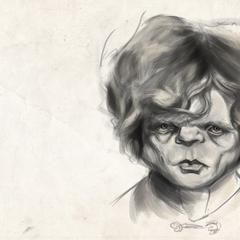 tyrion lannister by alexlazar