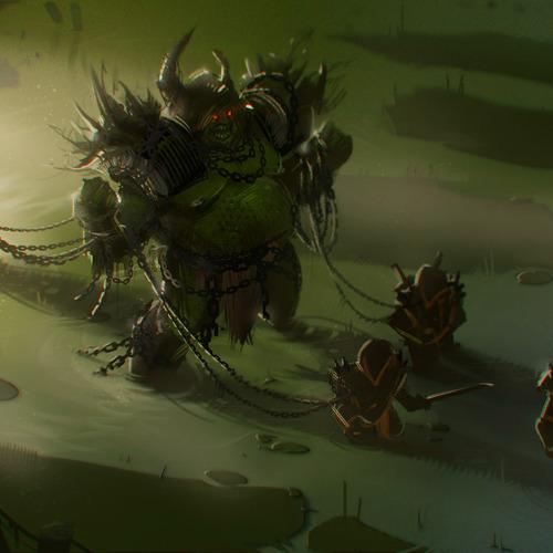 Thorn Armor by kashivan
