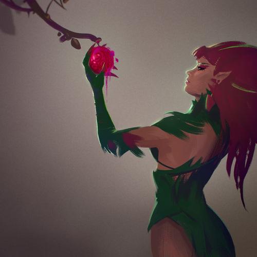 Thumb jumbo tree of cursed fruit