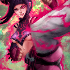 juri from street fighter