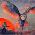 owl hunt by micaela_dawn