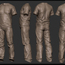 cloth study clay by antone_m