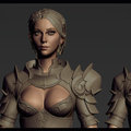 a knight by antone_m