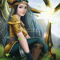 irelia avatar by sergiopal
