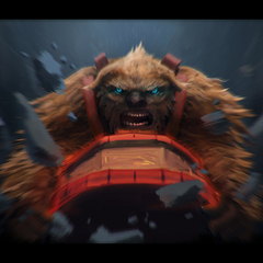earthshaker fan art by zeiferz