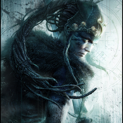hellblade playstation mag cover