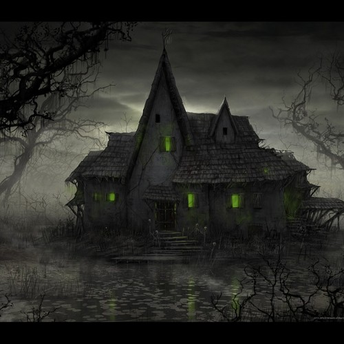 Dd Witch Cottage by mark_molnar