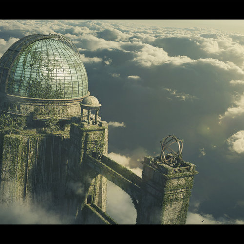 Old Observatory by stevencormann