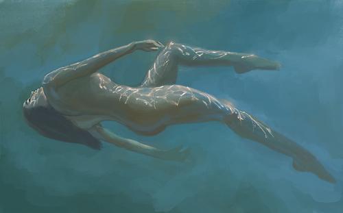 Display jumbo underwater 6