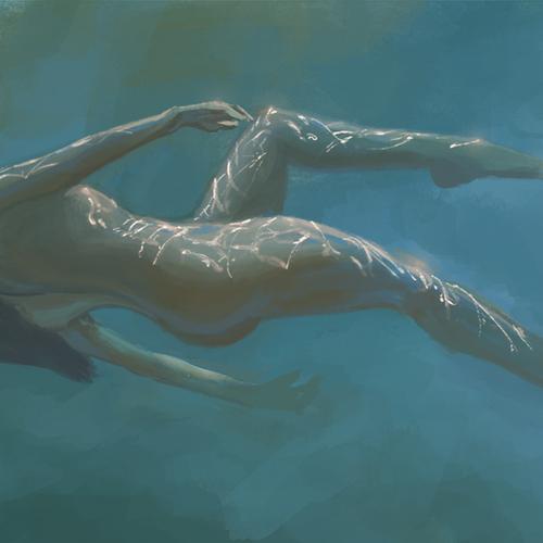 Underwater 6 by protagonist