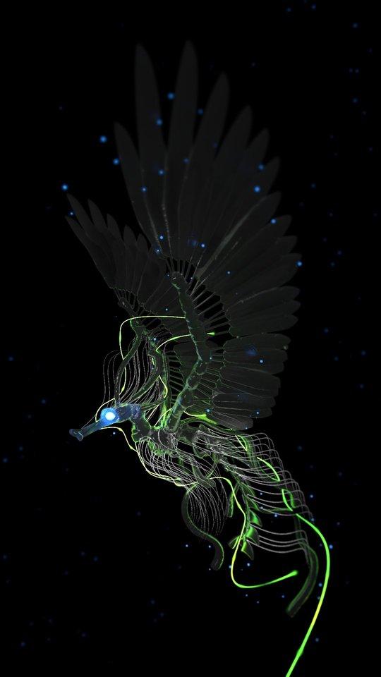 faerie dragon by joshpurple