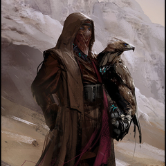 dune fremen eagle hunter