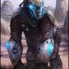 ep transhuman explorer by mark_molnar