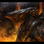 pit monster speedpainting by mark_molnar
