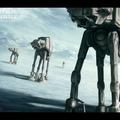 star wars atat assault formation by mark_molnar