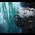 star wars death star 2 by mark_molnar
