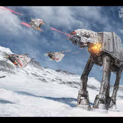 star wars attack pattern delta by mark_molnar