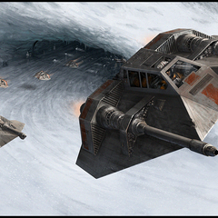 swc snow speeder counter attack by mark_molnar