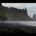 substrata north coast speedpainting by mark_molnar