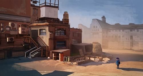 Display jumbo clubhouse