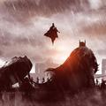 batman vs superman by omertunc