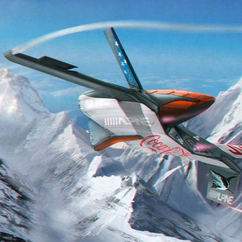 Sky Race by latzkovits