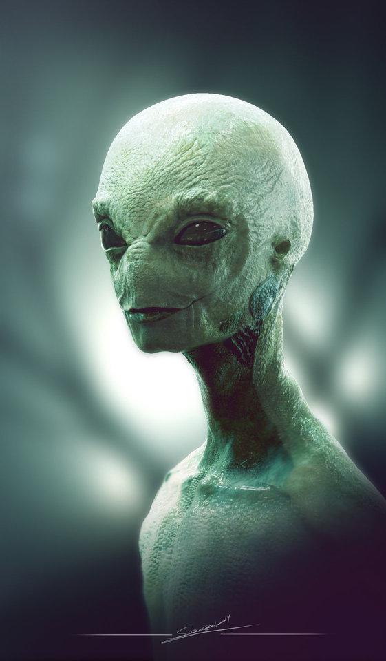 alien by soren