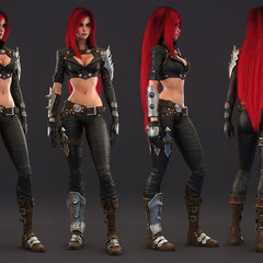 katarina full by collings
