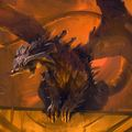 lair of the pigeongoyle by sickbrush