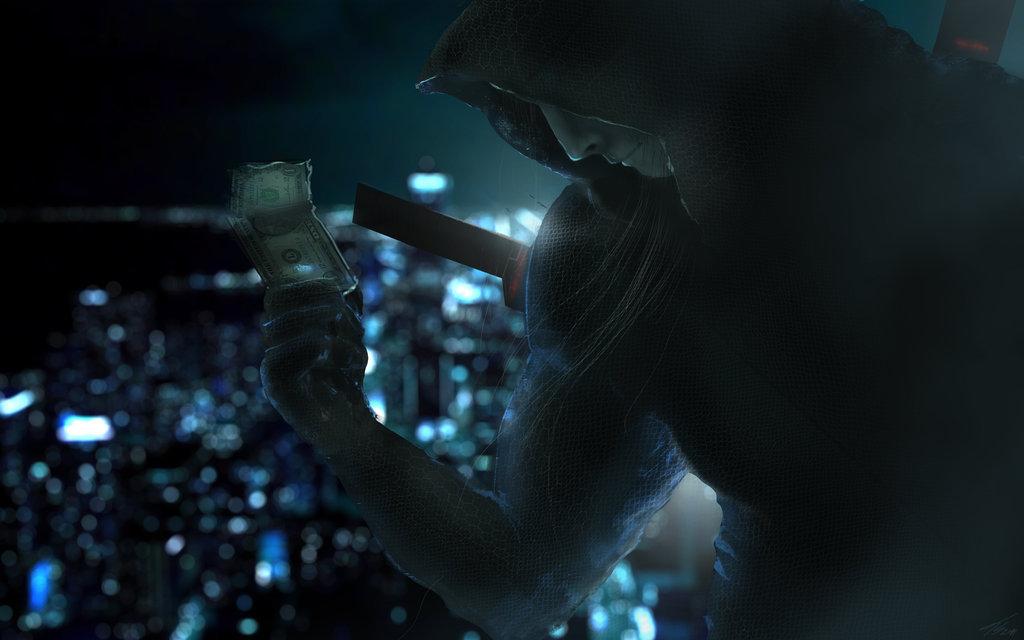 thief by tiagosilverio