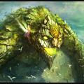 ancient guardian by artofinca