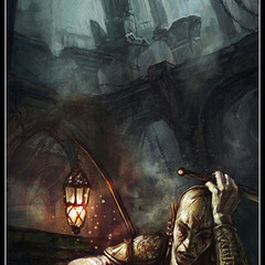 dungeon delver by artofinca