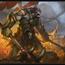 orc warlord by artofinca