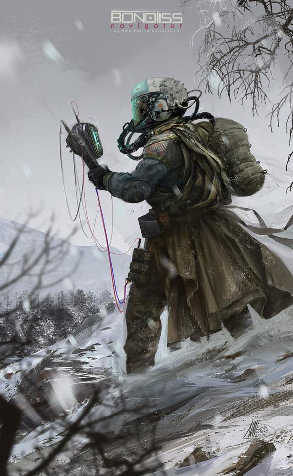 navigator by sinakasra