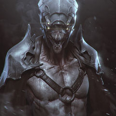 demon lord by cgsoufiane