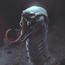 Thumb creature snake