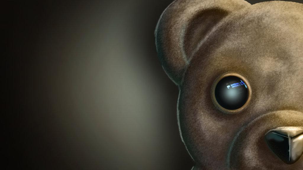 teddy bear by tiagosilverio
