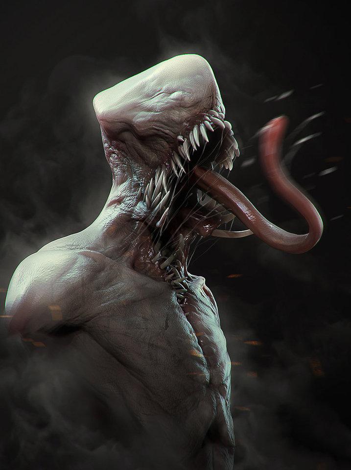 mutant 2 by cgsoufiane