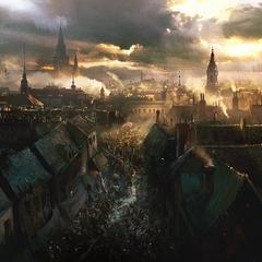 riot by darekzabrocki